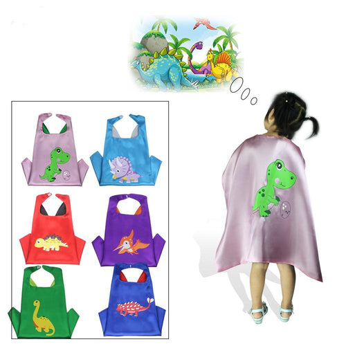 DinoBuddiez™ Children's Dinosaur Cape And Mask Costume