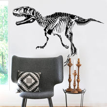 T-Rex Fossil Removeable Wall Decals