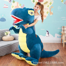 Giant Plush T-Rex