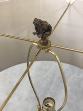 Load image into Gallery viewer, Brass Frog Ceramic Lamps (2 Lamps)