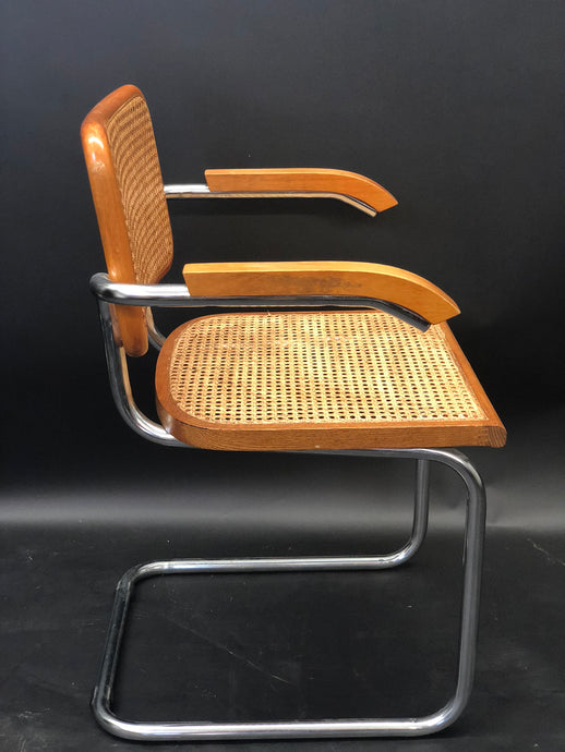 Midcentury Marcel Breuer for Knoll Cane