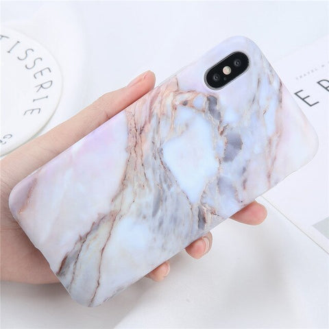 Natural Marble Case