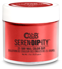 Cadillac Red SERENDIPITY powder 1oz P115(1)