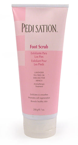 Pedi Station Foot Scrub 200ml MP-156