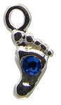 Blue Stone on Foot NA-055