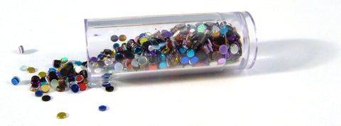 Glitter Tube Small Mixed NA-060