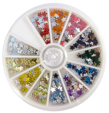 Gem Wheel 288pk Flower NA-068