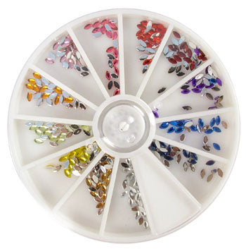 Gem Wheel 288pk Leaf NA-069
