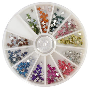Gem Wheel 288pk Star NA-096