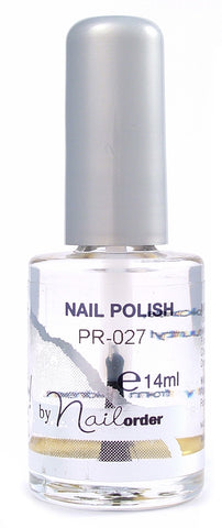 Top Coat Polish PR-027