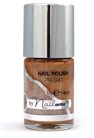 Metalic Polish Rustic Copper PR-043