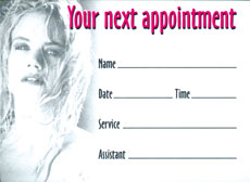Appointment Cards 200pk SA-029