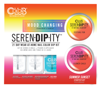 Summer Sunset (Mood), Serendipity Starter Kit S17XKMPSUNS