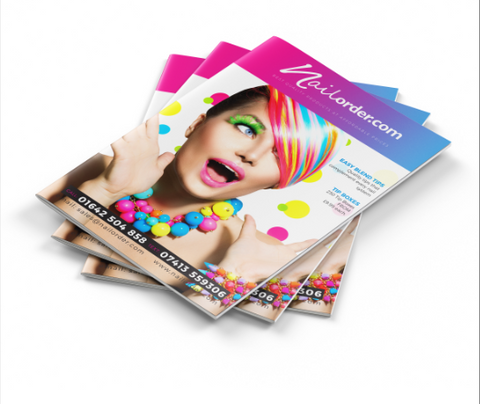 FREE NAILORDER CATALOGUE