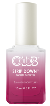 Strip Down Cuticle Remover 15ml V01
