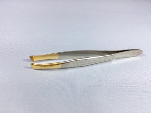 Gold Silver Tweezers BB-059