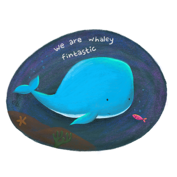 We are whaley fintastic!