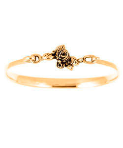 Flowering Hobart Rose Bracelet (18ct Rose Gold)