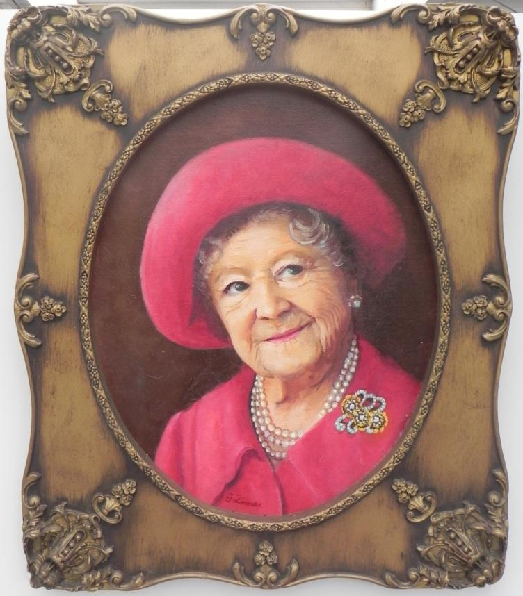 Her Majesty Queen Elizabeth The Queen Mother