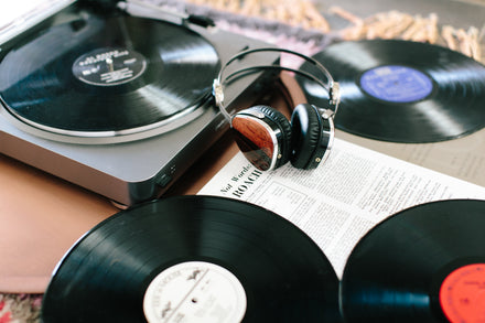 Records depiciting the voice of memoir