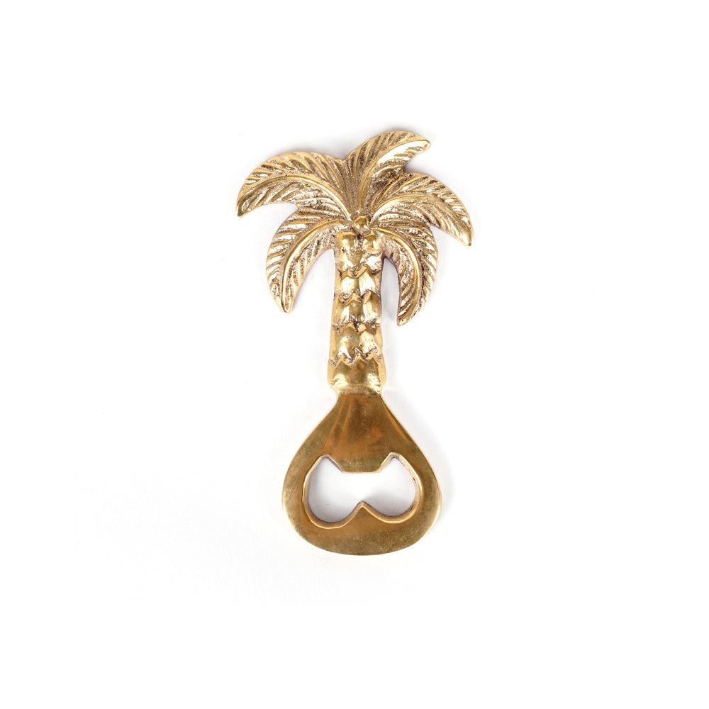 Palmtree bottle opener
