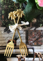 Palmtree fork set of 2