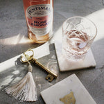 Key & tassle bottle opener