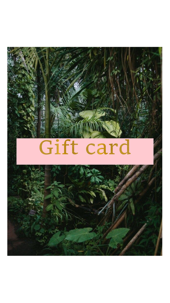 Final Touch - Gift card