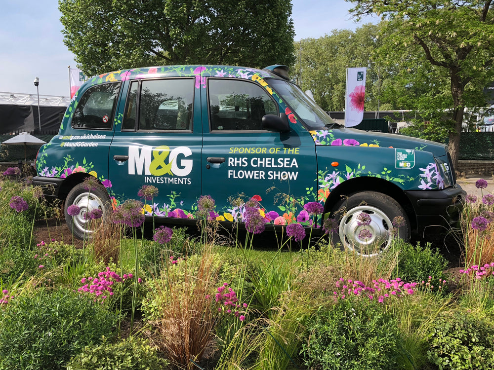 Vegepod UK launches at the Chelsea Flower Show!