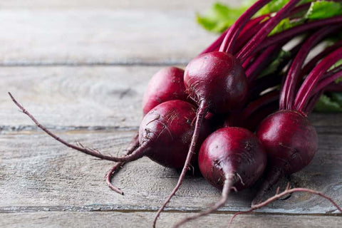 Picture: Baby beets still have time to harvest if you plant them now.