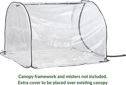 Medium Greenhouse PVC Cover (Cover Only)
