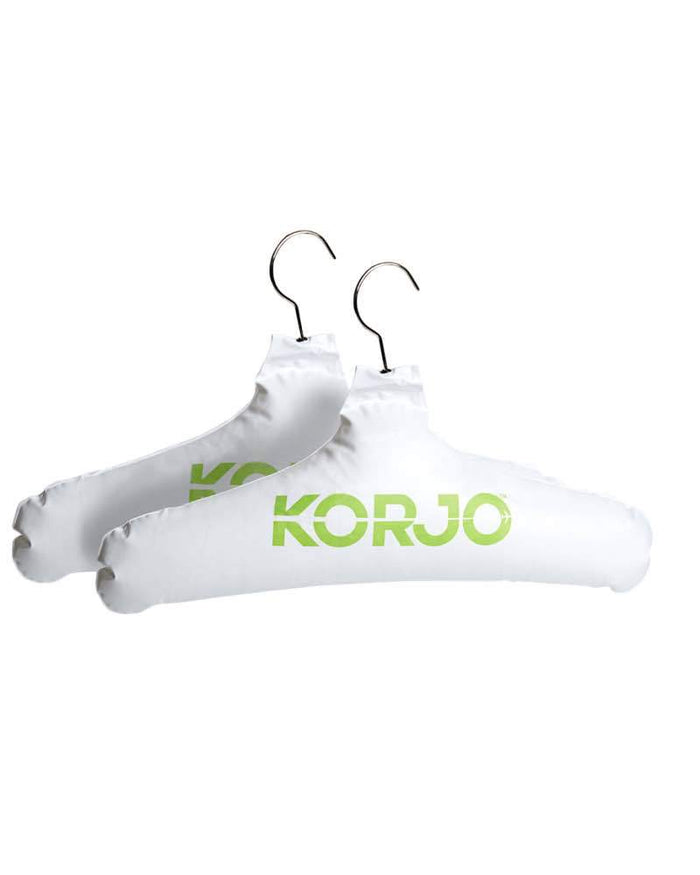 Korjo Inflatable Coat Hanger 2 Pack
