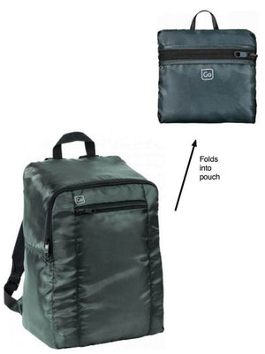 Go Xtra Light And Durable Backpack Small / Grey Travel Accessories