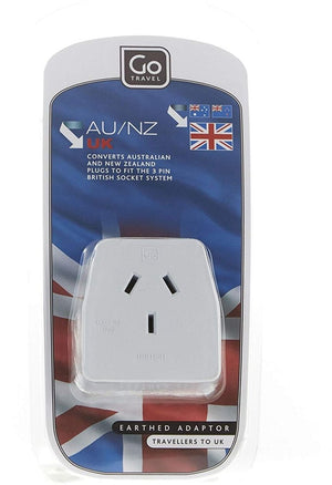 Go Au/nz To Uk Adaptor Travel Accessories