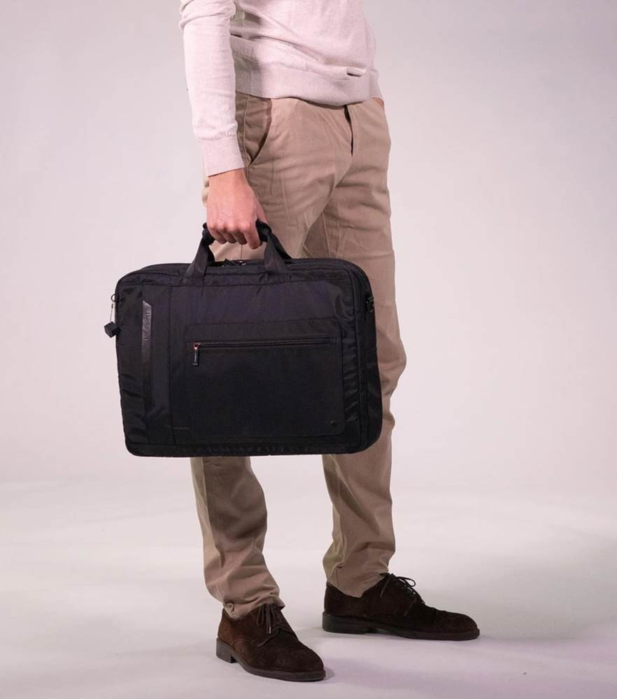 "Hedgren Zeppelin Revised Expedite 15"" Laptop Bag"