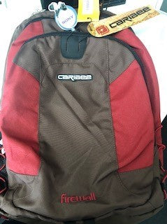 Caribee Firewall Laptop Backpack 17""
