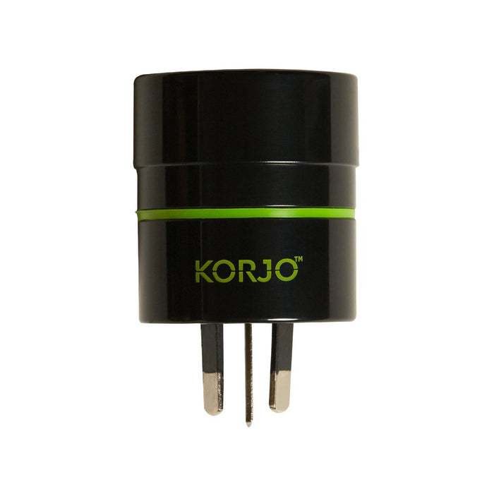 Korjo EU/USA Adaptor For AU/NZ