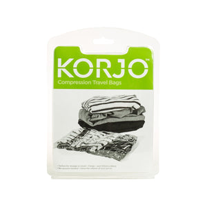 Korjo Compression Travel Bags Accessories