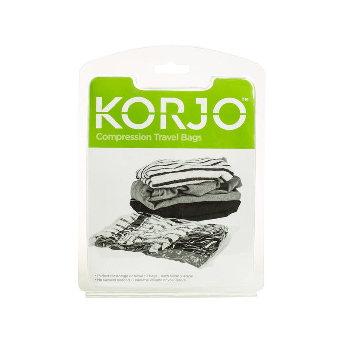 Korjo Compression Travel Bags