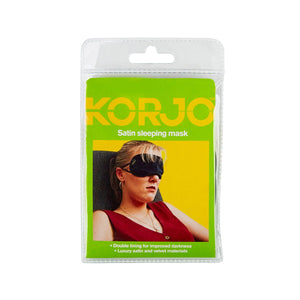 Korjo Satin Sleeping Mask Travel Accessories