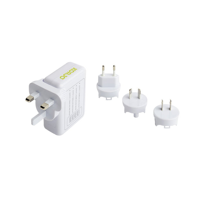 Korjo 4 x USB Power Adaptor