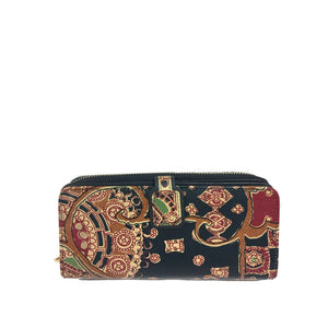Scala Tuscany Kassi Large Wallet with Tab