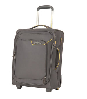 American Tourister Applite 4.0 Security 50Cm Carry On Two Wheeled Suitcase 50Cm / Grey Carryon