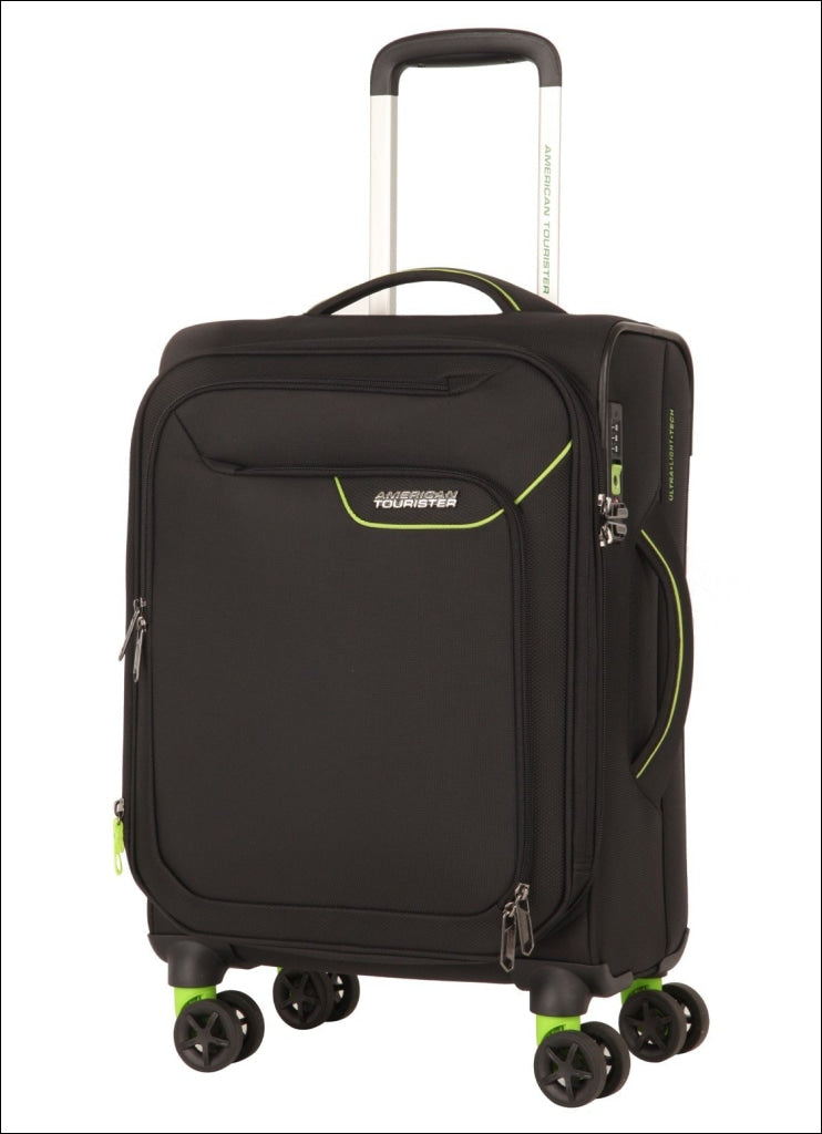 American Tourister Applite 4.0 Security 55Cm Carry On Suitcase 55Cm / Black Carryon Luggage