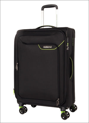 American Tourister Applite 4.0 Security 71Cm Suitcase 71Cm / Black Medium Luggage