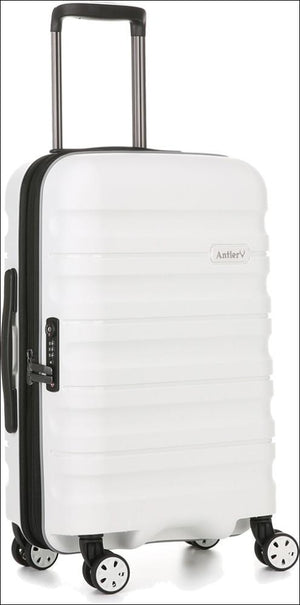 Antler Juno 2 Carryon Spinner 56Cm / White Luggage