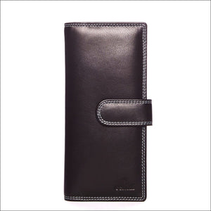 Cellini Paris Rfid Long Wallet Purse