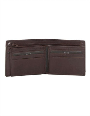 Cellini Viper Tri Flap Wallet Leather