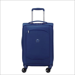 Delsey Montmartre Air 2.0 Softside Large 77 Cm Spinner Suitcase 77Cm / True Blue Large Soft Luggage