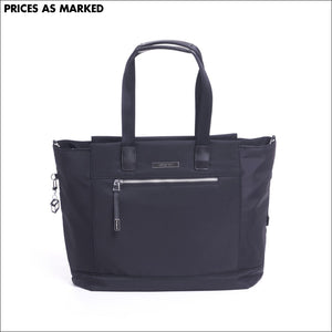 Hedgren Aura Glaze Tote Bag Rfid Black